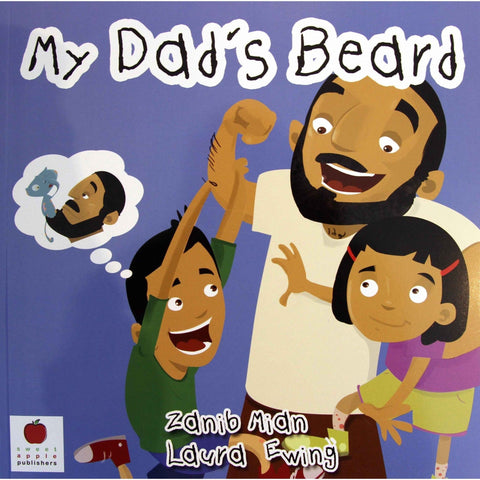 My Dad's Beard - Hardback