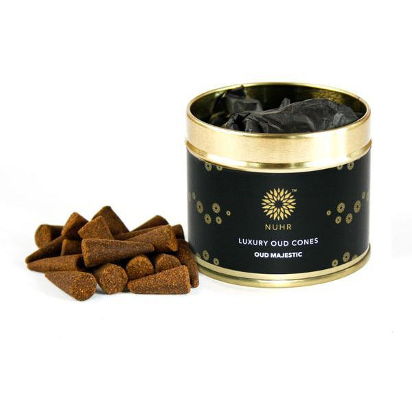 Luxury Oud Cones - Oud Majestic