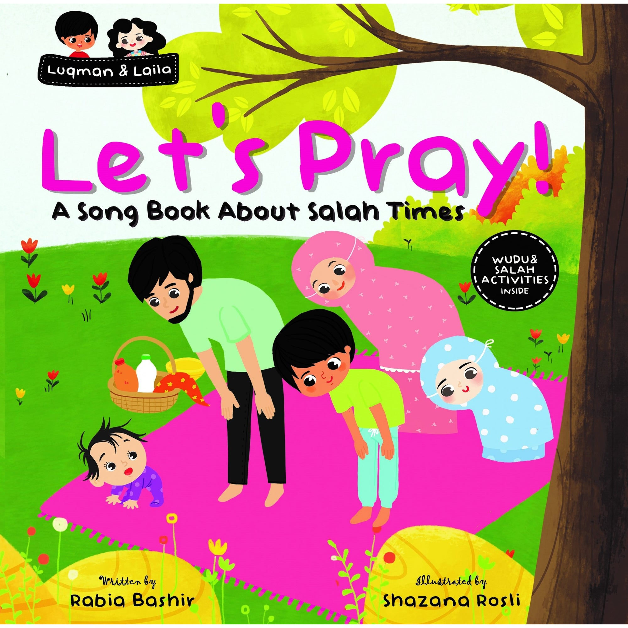 Let's Pray! A Songbook About Salah Times