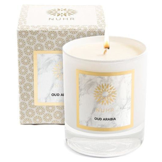Luxury Scented Candle - Oud Arabia