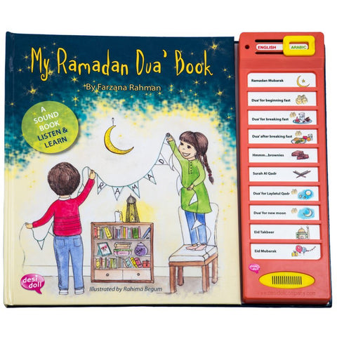 My Ramadan Dua Story Sound Book
