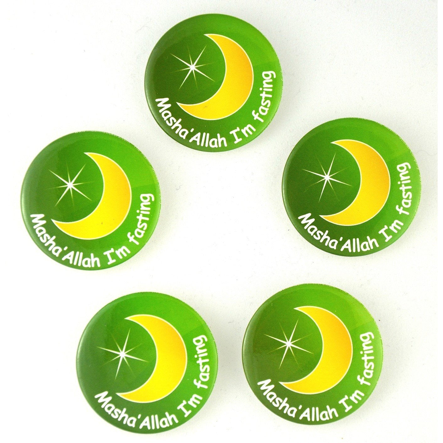 Ramadan Badge: Masha'Allah I'm Fasting