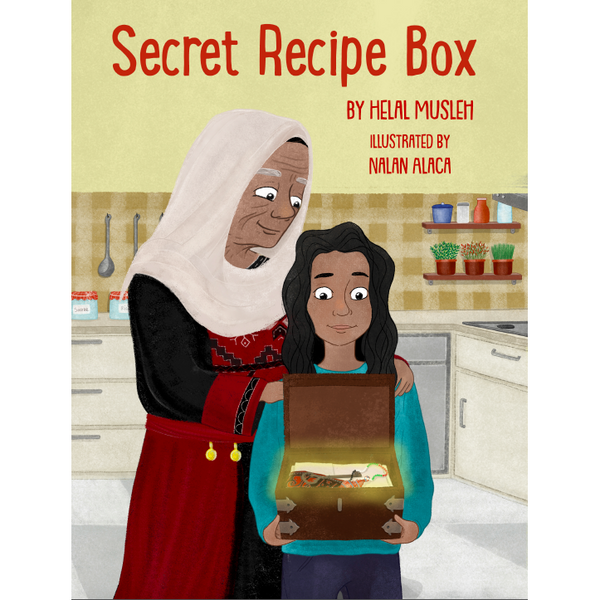Secret Recipe Box