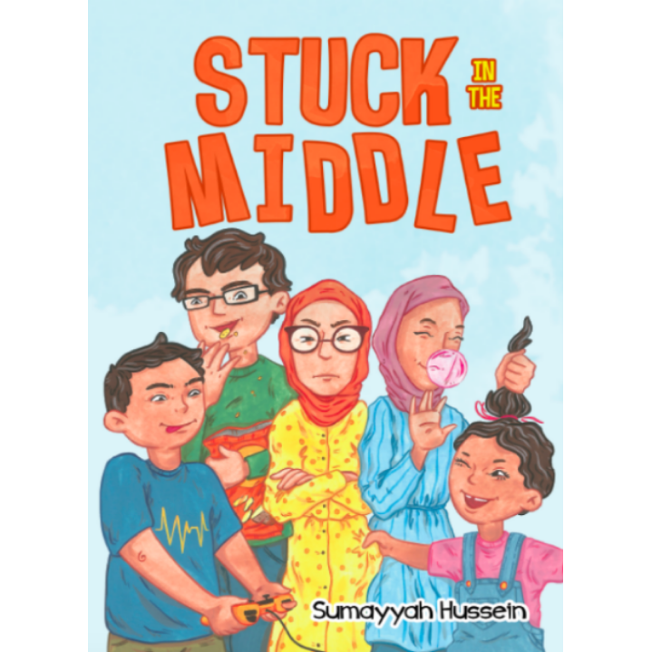 Stuck In The Middle (Chapter Book)