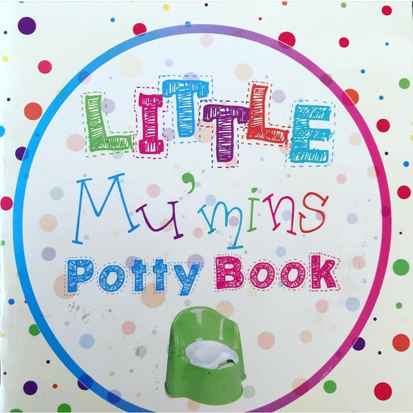 Little Mu'mins Potty Training Kit