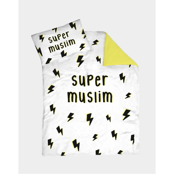 Lila & Tiny: Super Muslim Bedding