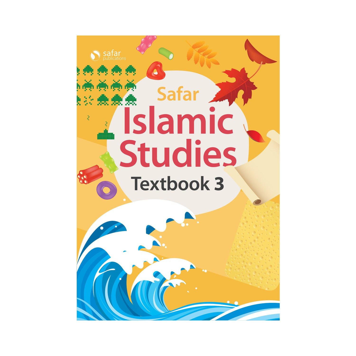 Islamic Studies: Textbook 3 – Learn about Islam Series by Safar