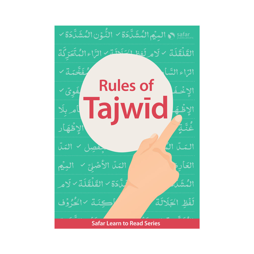 Rules of Tajwid – Learn to Read Series by Safar