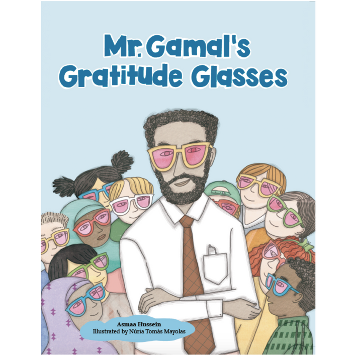 Mr. Gamal's Gratitude Glasses