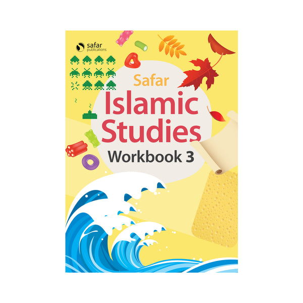 Islamic Studies: Workbook 3 – Learn about Islam Series by Safar