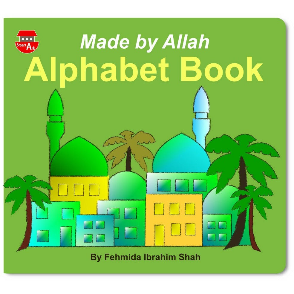 Made by Allah: Alphabet Book