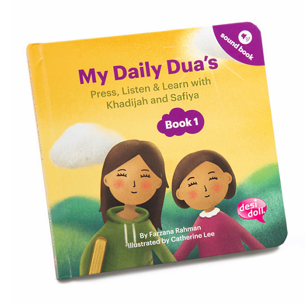 My Daily Dua's Story Sound Book 1