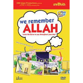 Zaky DVD: We Remember Allah