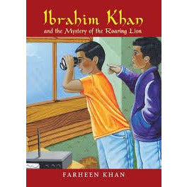 Ibrahim Khan and the Mystery of the Roaring Lion Roaring Lion