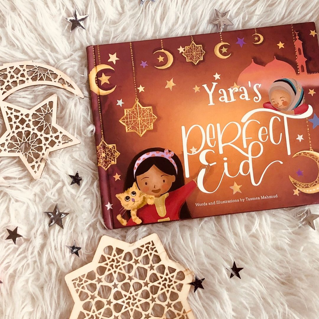 Personalised 'Perfect Eid' Book (Girls)