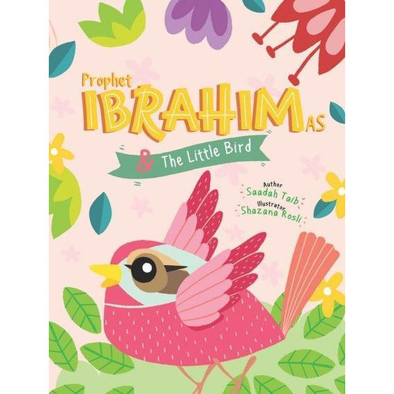 Prophet Ibrahim & The Little Bird Activity Book