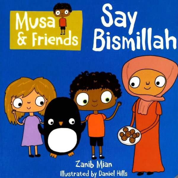 Bundle: Musa and Friends (4 Boardbooks)