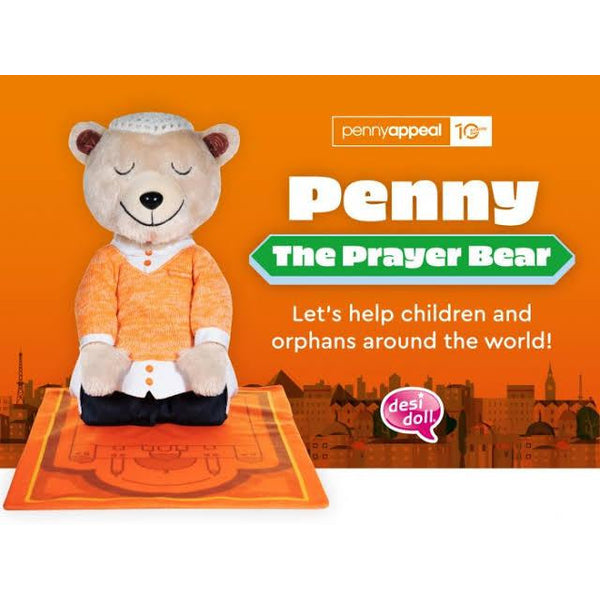 Penny the Prayer Bear