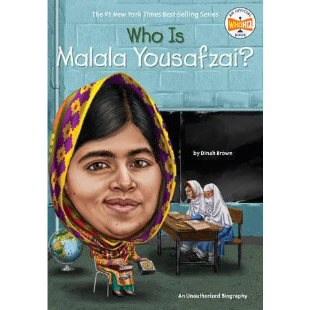 Who Is Malala Yousafzai? An Unauthorised Biography