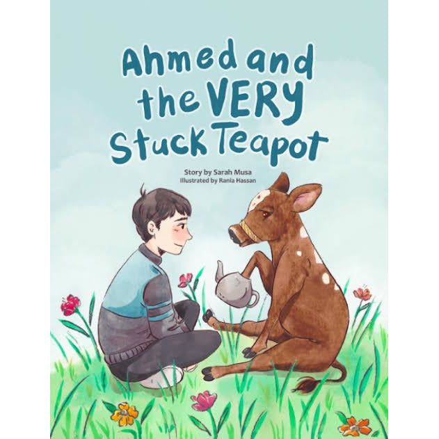 Ahmed and the Very Stuck Teapot