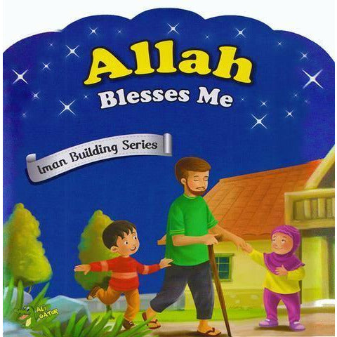 Iman Building Series: Allah Blesses Me
