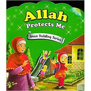 Iman Building Series: Allah Protects Me