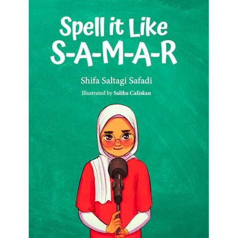 Spell It Like S-A-M-A-R