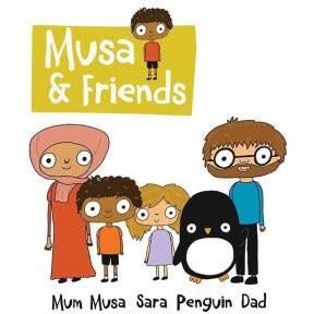 Musa and Friends: Say Alhamdulillah