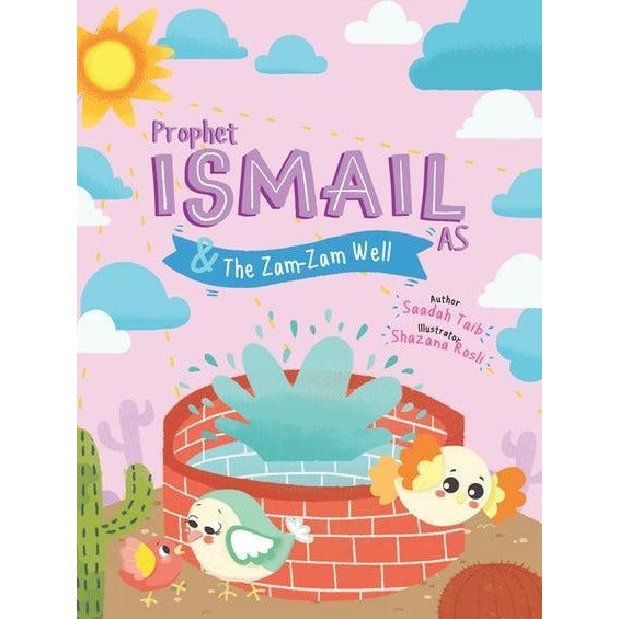 Prophet Ismail & The Zam-Zam Well Activity Book
