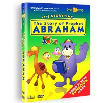 Zaky DVD: Storytime 2 - The Story of Abraham