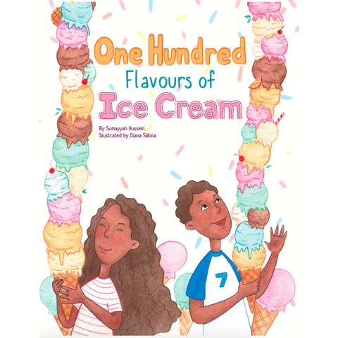 One Hundred Flavours of Ice Creams