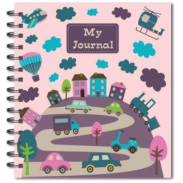 My Muslim Journal - Pink