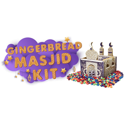 Gingerbread Masjid Kit