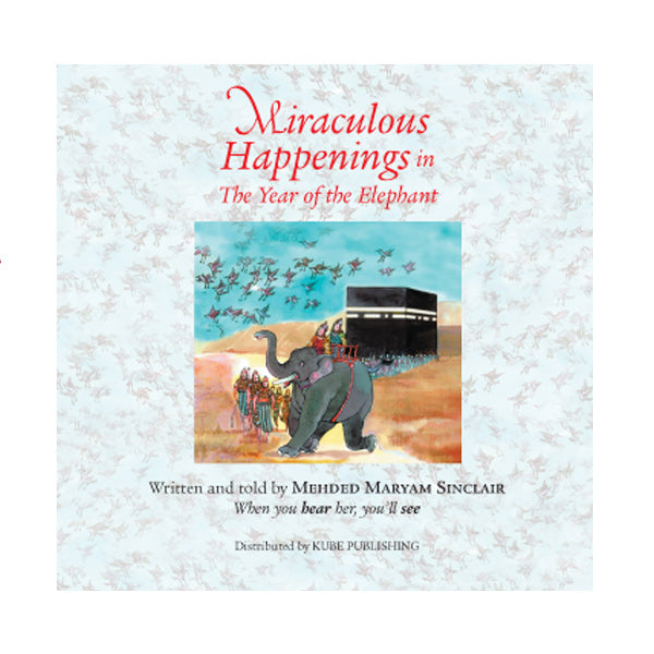 Miraculous Happenings in the Year of the Elephant (CD)