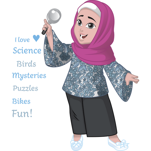 Salam Sisters: Nura - scientist, mystery book reader, hafizah to-be