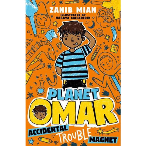 "Planet Omar: Accidental Trouble Magnet  (Previously published as ""The Muslims"")"