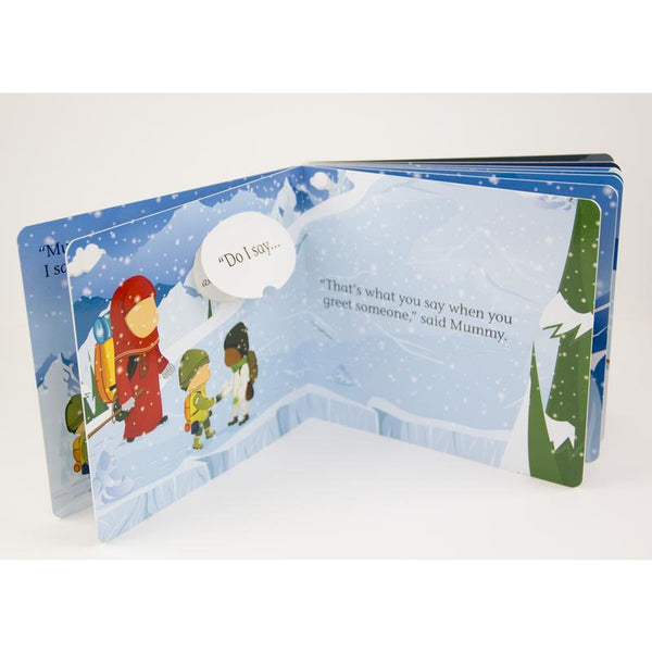 The Way to Jannah - Lift-the-Flap Board Book