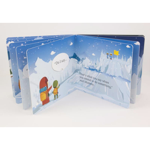 Way to Jannah - Lift-the-Flap Board Book