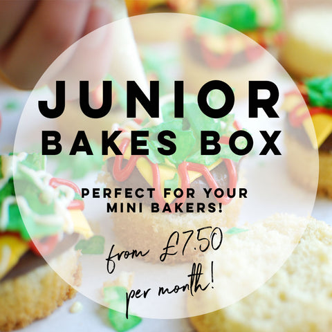JUNIOR BAKES BOX
