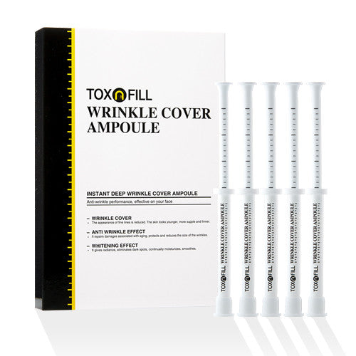 ★ Special Line★ ToxNFill Wrinkle Cover Ampoule
