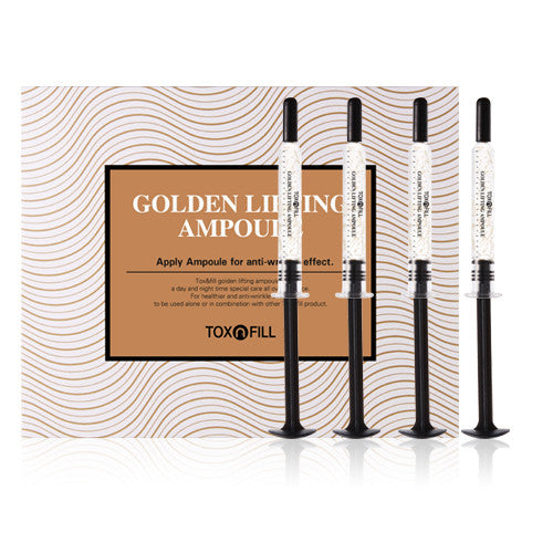 ★ SPECIAL LINE★ Tox and Fill Golden Lifting Ampoule