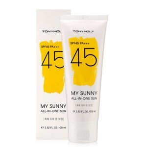 TONYMOLY My Sunny All In One Sun SPF45 PA+++ 100ml