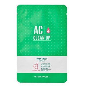 [ETUDE HOUSE] AC CLEAN UP SHEET MASK 27g