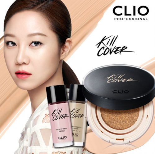 CLIO Kill Cover Liquid Founwear Cushion