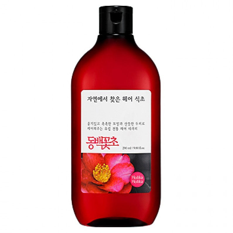 HAIR RINSING VINEGAR FROM NATURE CAMELLIA