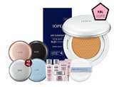 [IOPE] Air Cushion Special Edition SET ~ Silver