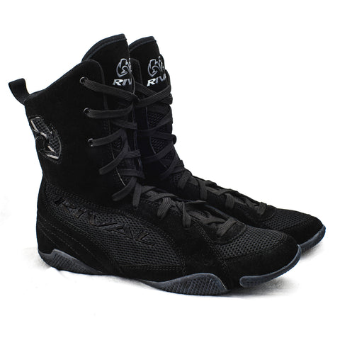 "RSX-ONE ""Classic"" Hi-Top Boxing Boots"