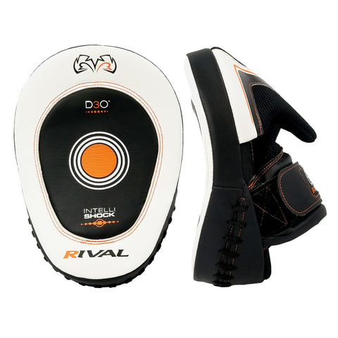 Rival RPM10-Intelli-Shock Punch Mitts