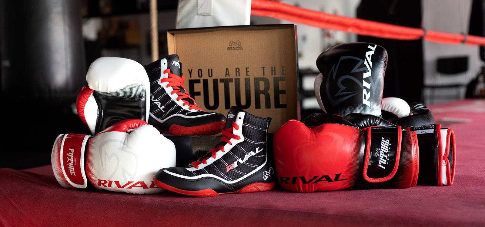 Rival RFX-Guerrero Pro Fight Gloves