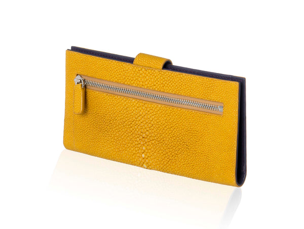 Ladies Stingray Leather Wallet